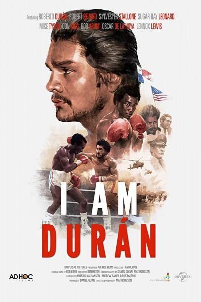 Caratula, cartel, poster o portada de I Am Durán
