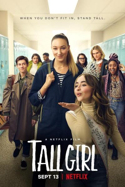 Caratula, cartel, poster o portada de Tall Girl