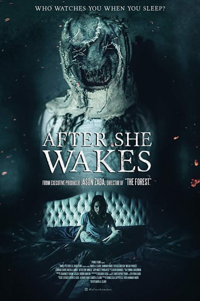 Caratula, cartel, poster o portada de After She Wakes