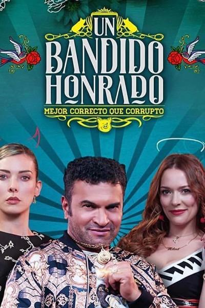Caratula, cartel, poster o portada de Un bandido honrado