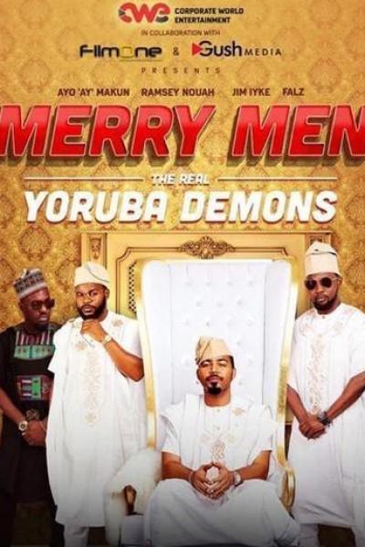 Caratula, cartel, poster o portada de Merry Men: The Real Yoruba Demons