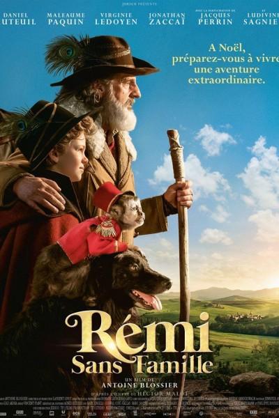 Caratula, cartel, poster o portada de Rémi: Una aventura extraordinaria