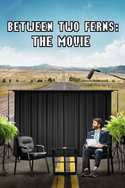 Caratula, cartel, poster o portada de Entre dos helechos: La película