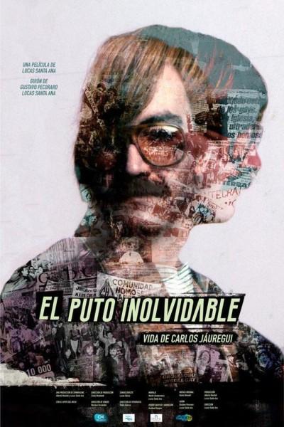 Caratula, cartel, poster o portada de El puto inolvidable. Vida de Carlos Jáuregui