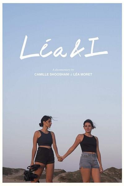 Caratula, cartel, poster o portada de Léa y yo