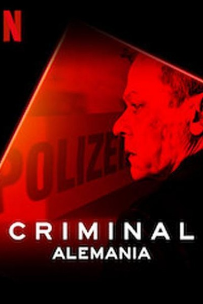 Caratula, cartel, poster o portada de Criminal: Alemania