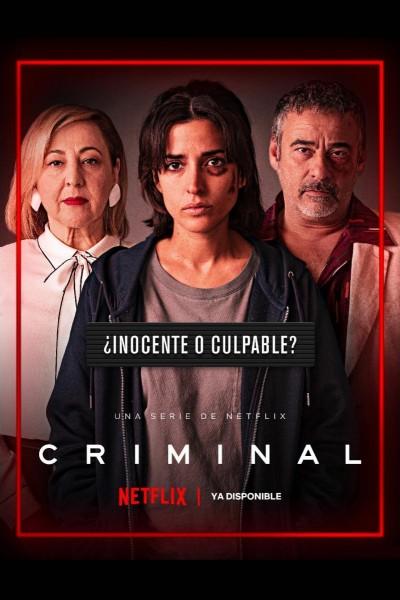 Caratula, cartel, poster o portada de Criminal: España