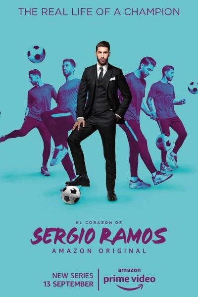 Caratula, cartel, poster o portada de El corazón de Sergio Ramos
