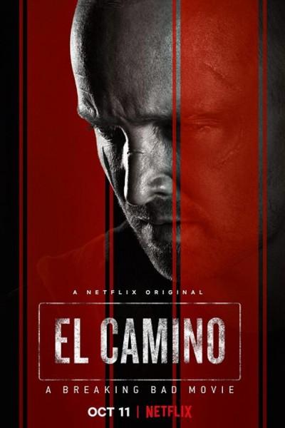 Caratula, cartel, poster o portada de El Camino: Una película de Breaking Bad