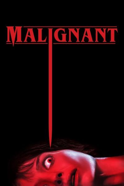 Caratula, cartel, poster o portada de Malignant