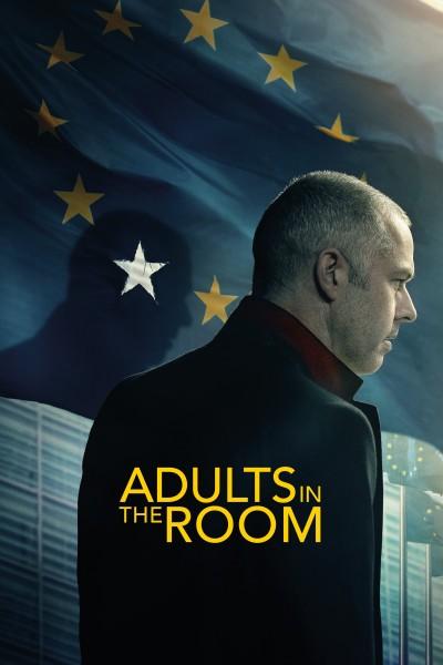 Caratula, cartel, poster o portada de Adults in the Room (Comportarse como adultos)
