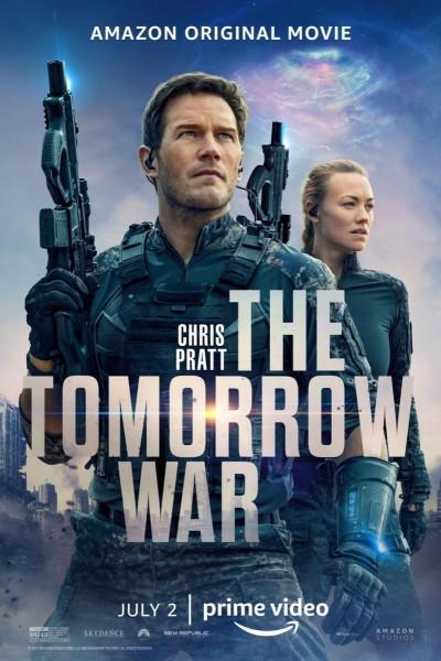 Caratula, cartel, poster o portada de The Tomorrow War
