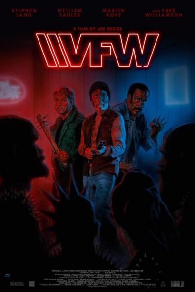 Caratula, cartel, poster o portada de VFW
