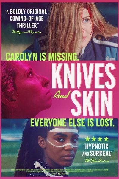 Caratula, cartel, poster o portada de Knives and Skin