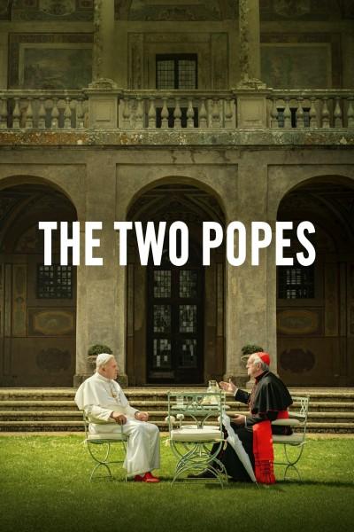Caratula, cartel, poster o portada de Los dos papas