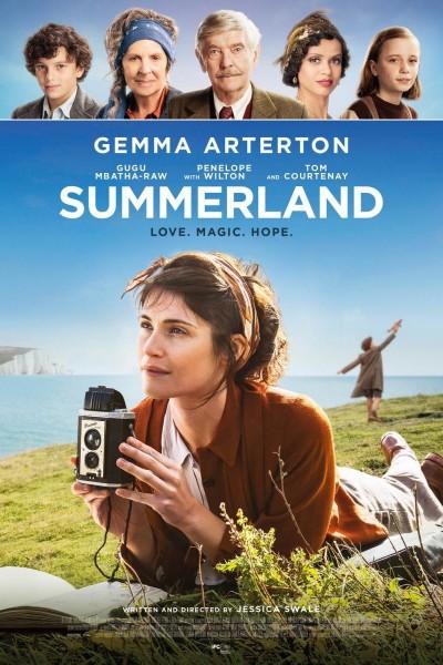 Caratula, cartel, poster o portada de En busca de Summerland