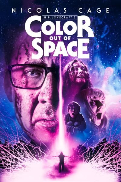 Caratula, cartel, poster o portada de Color Out of Space