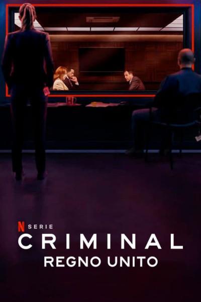 Caratula, cartel, poster o portada de Criminal: Reino Unido