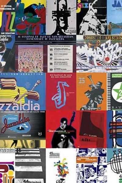 Caratula, cartel, poster o portada de #Jazzaldía50