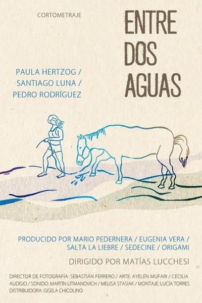 Caratula, cartel, poster o portada de Entre dos aguas