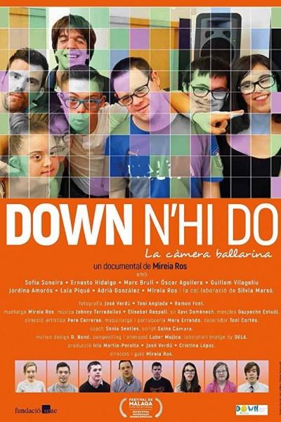 Caratula, cartel, poster o portada de Down n'hi do. La cámara bailarina