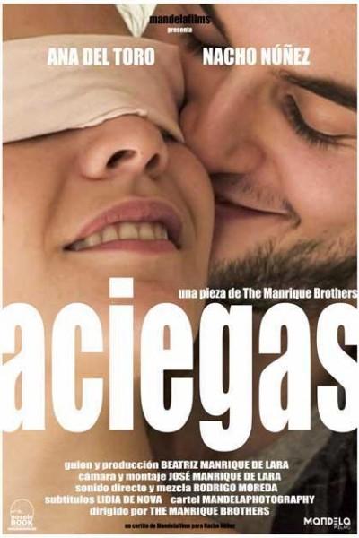 Caratula, cartel, poster o portada de A ciegas