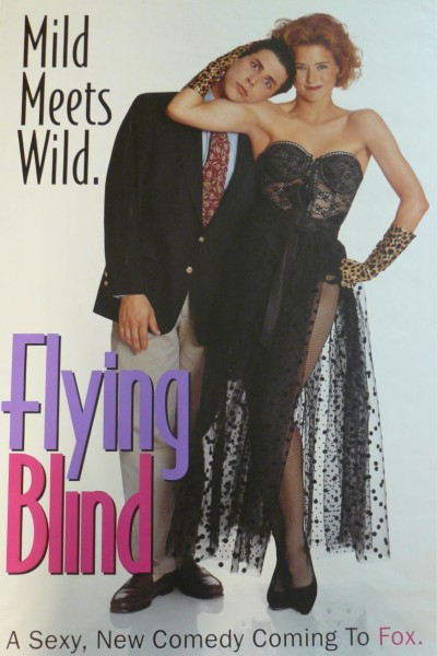 Caratula, cartel, poster o portada de Volando a ciegas