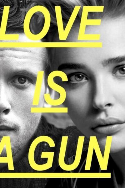 Caratula, cartel, poster o portada de Love Is a Gun