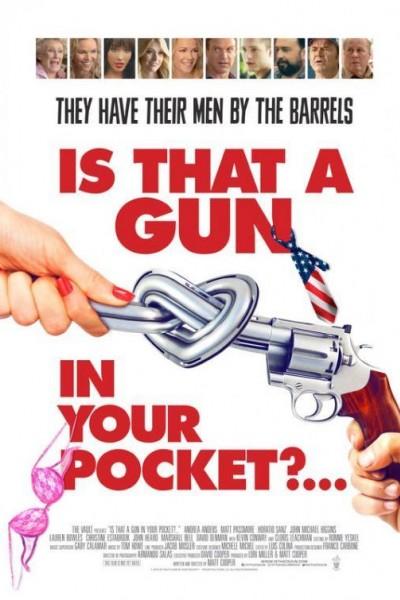 Caratula, cartel, poster o portada de Is That a Gun in Your Pocket?