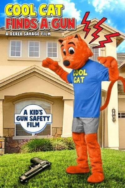Caratula, cartel, poster o portada de Cool Cat Finds a Gun