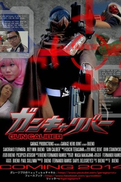 Caratula, cartel, poster o portada de Gun Caliber