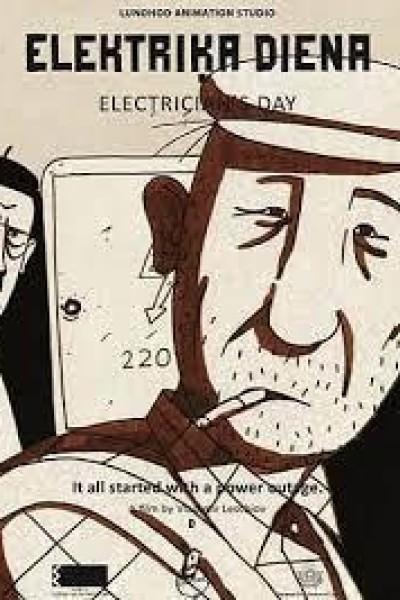 Caratula, cartel, poster o portada de The Electrician\'s Day