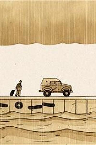 Caratula, cartel, poster o portada de Días de lluvia