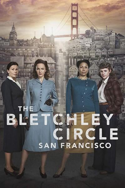 Caratula, cartel, poster o portada de Las mujeres de Bletchley: San Francisco