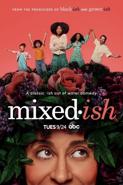 Caratula, cartel, poster o portada de Mixed-ish