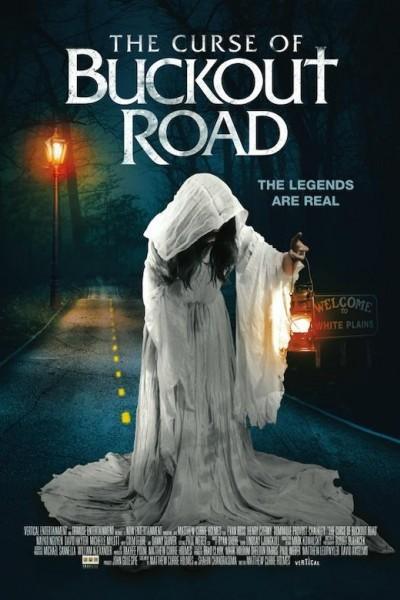Caratula, cartel, poster o portada de The Curse of Buckout Road
