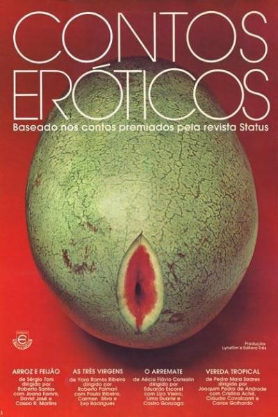 Caratula, cartel, poster o portada de Contos Eróticos