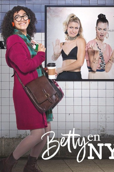 Caratula, cartel, poster o portada de Betty en NY
