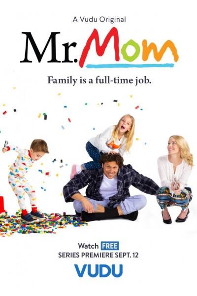 Caratula, cartel, poster o portada de Mr. Mom