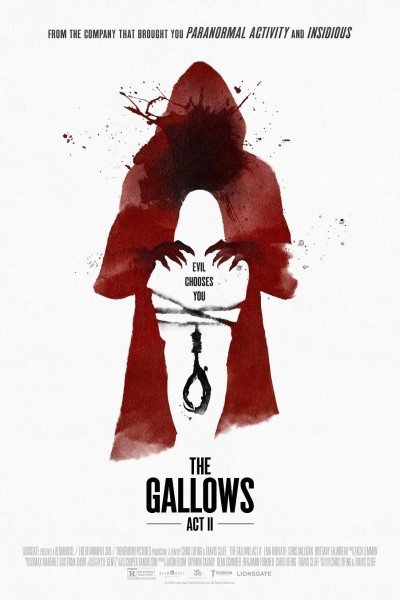 Caratula, cartel, poster o portada de La horca 2