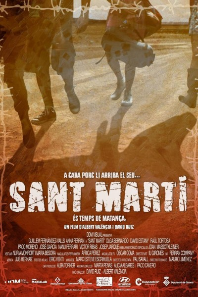 Caratula, cartel, poster o portada de Sant Martí