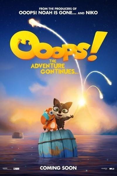 Caratula, cartel, poster o portada de Ooops! The Adventure Continues...
