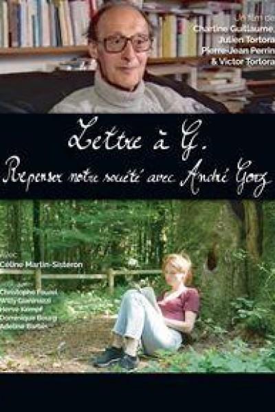Caratula, cartel, poster o portada de Lettre à G