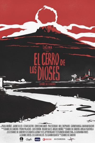 Caratula, cartel, poster o portada de El cerro de los dioses