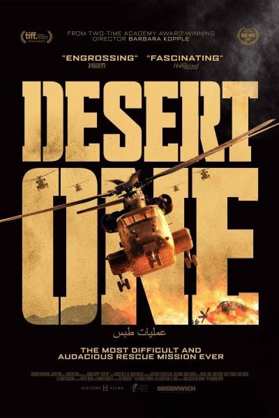 Caratula, cartel, poster o portada de Desert One