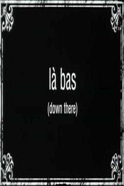 Caratula, cartel, poster o portada de Là-bas (Down There)