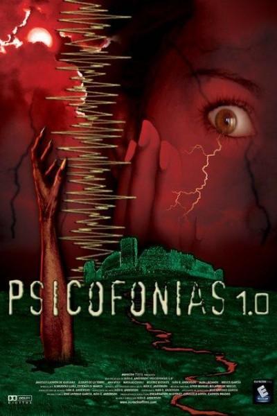 Caratula, cartel, poster o portada de Psicofonias 1.0