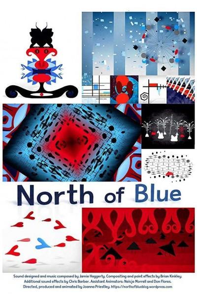 Caratula, cartel, poster o portada de North of Blue