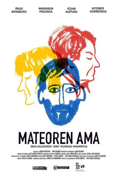 Caratula, cartel, poster o portada de La madre de Mateo