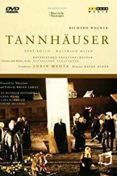 Caratula, cartel, poster o portada de Tannhäuser